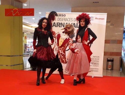 Concurso de disfraces C.C. Valle del Nalón